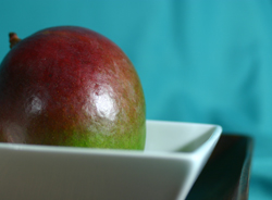 Mango in a Bowl
